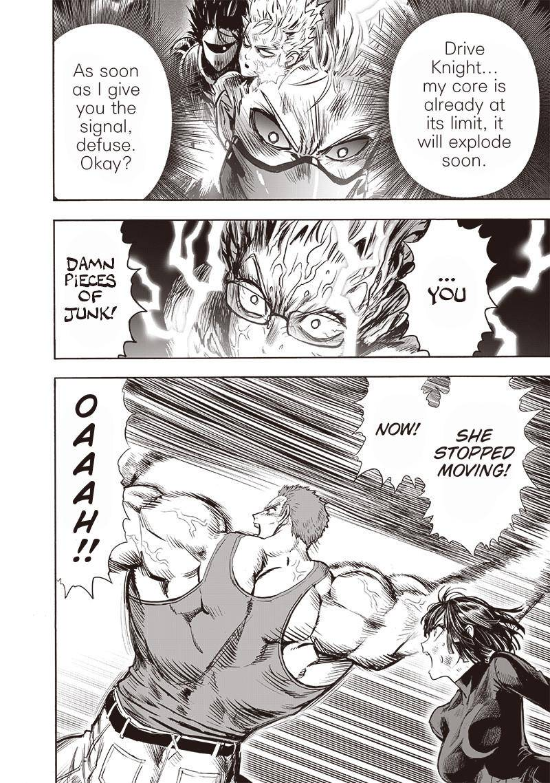 One-Punch Man, Chapter 138 image 013