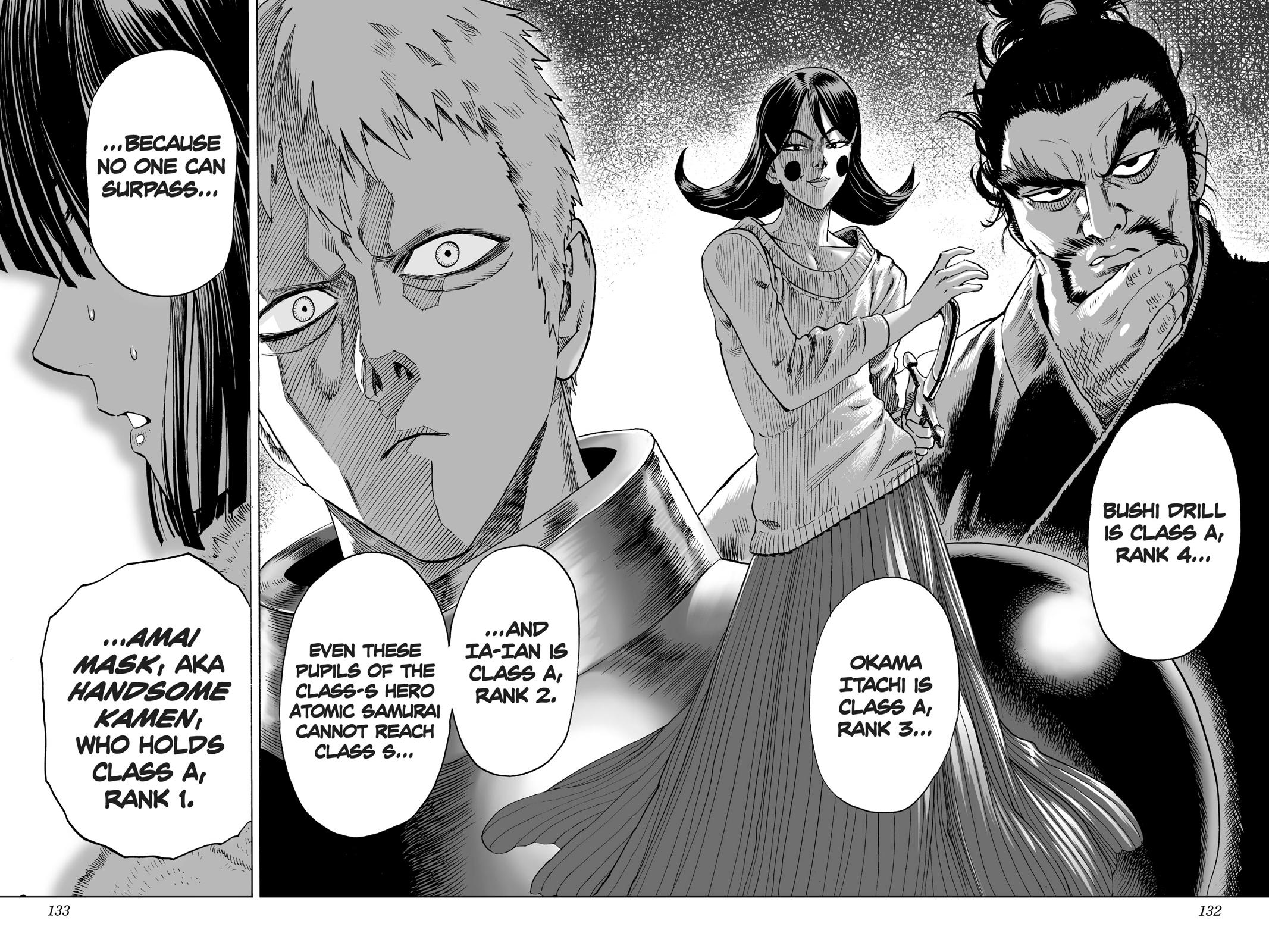 One-Punch Man, Chapter 45 image 006