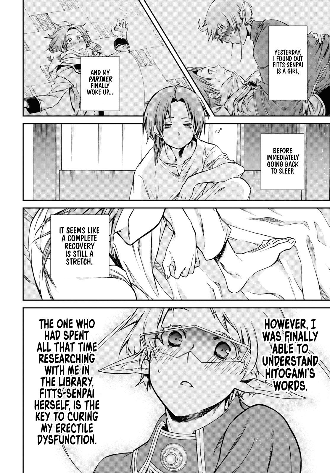 Mushoku Tensei, Chapter 72 image 003