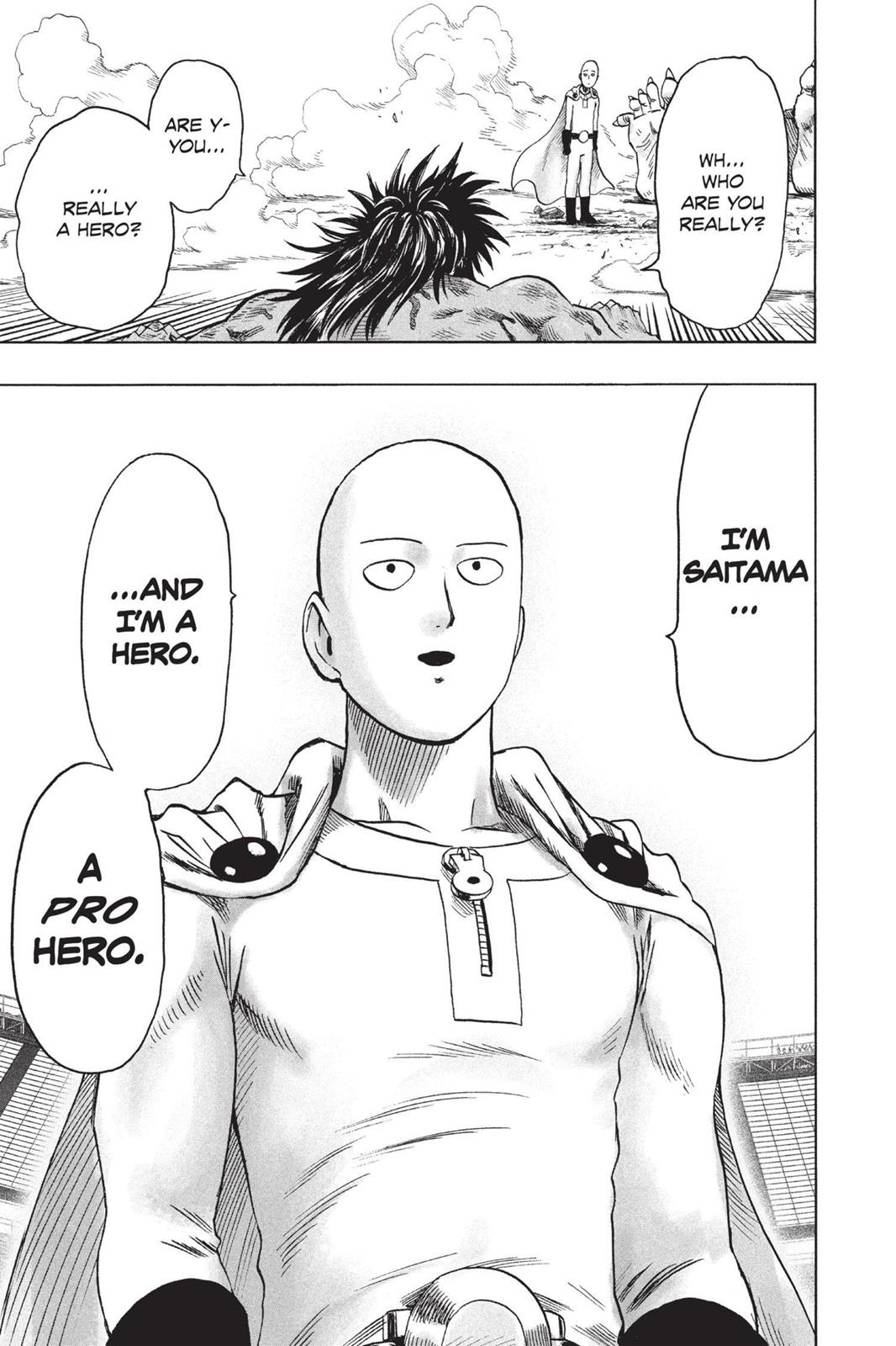 One-Punch Man, Chapter 75 image 017