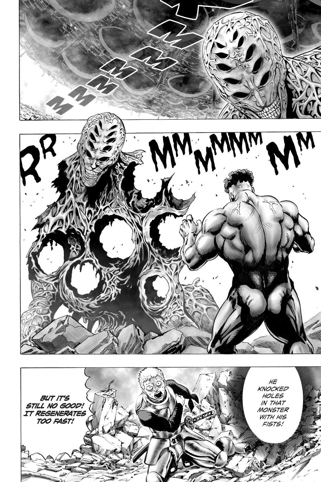One-Punch Man, Chapter 32 image 051