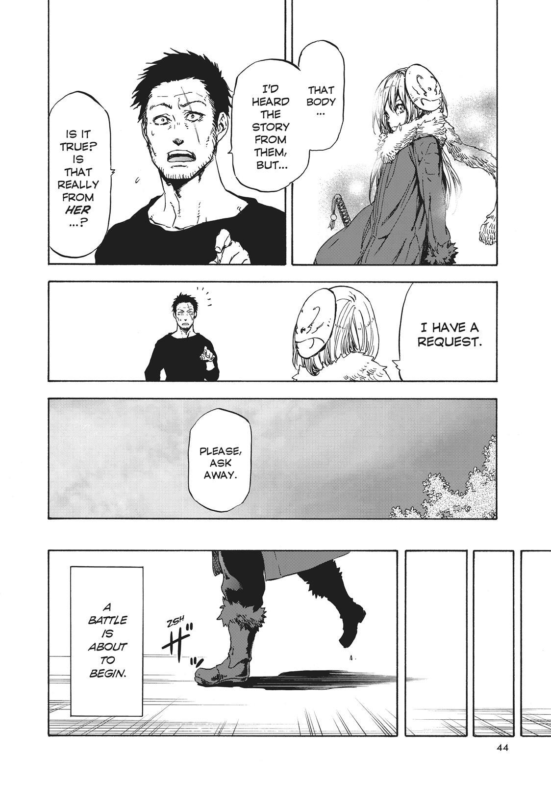 Tensei shitara Slime Datta Ken, Chapter 37 image 010