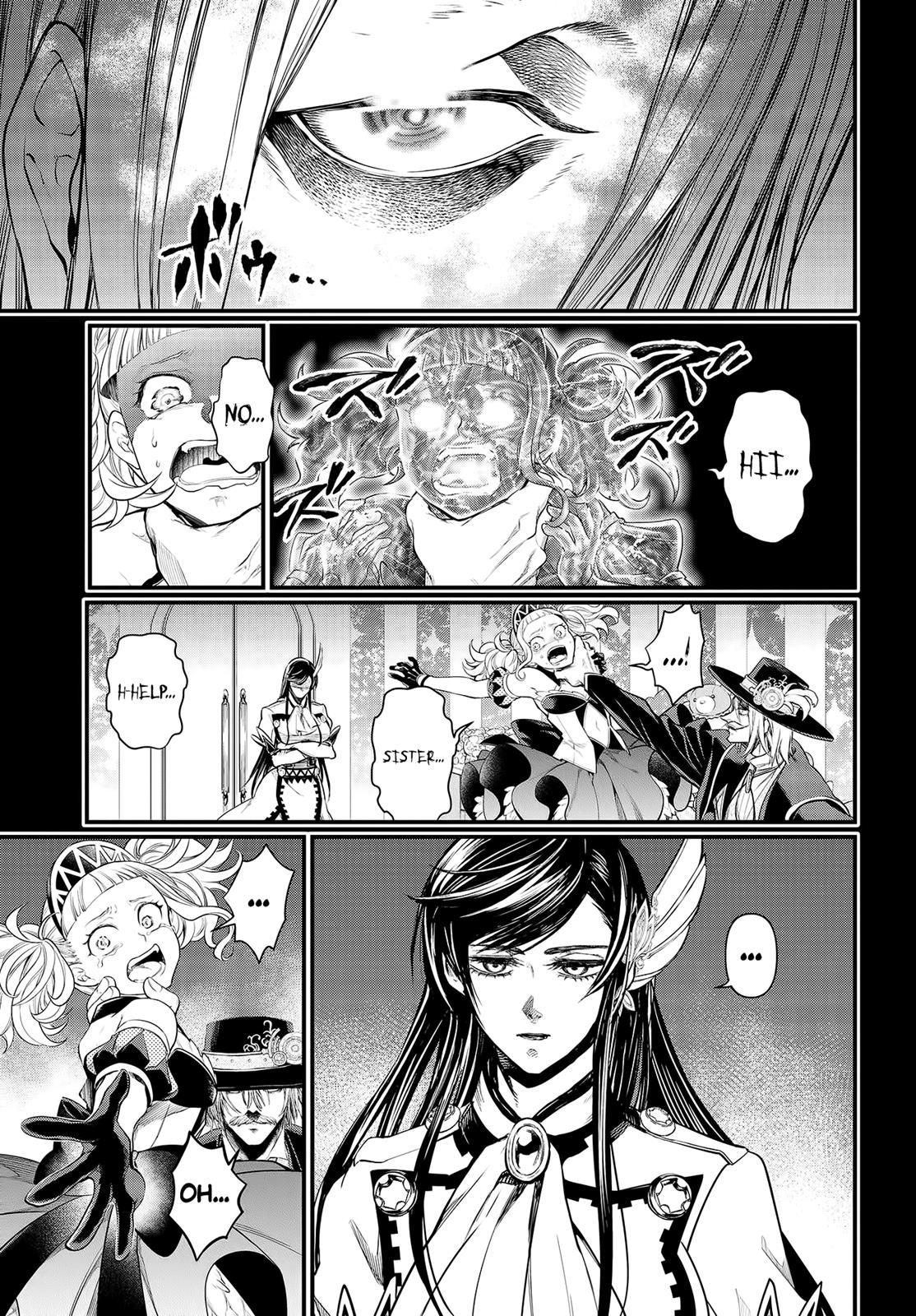 Shuumatsu no Valkyrie, Chapter 26 image 024
