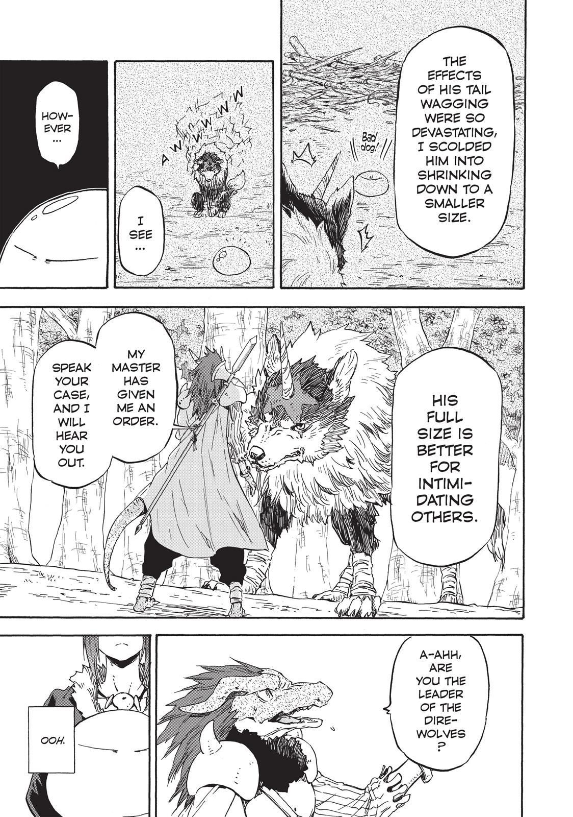 Tensei shitara Slime Datta Ken, Chapter 17 image 008