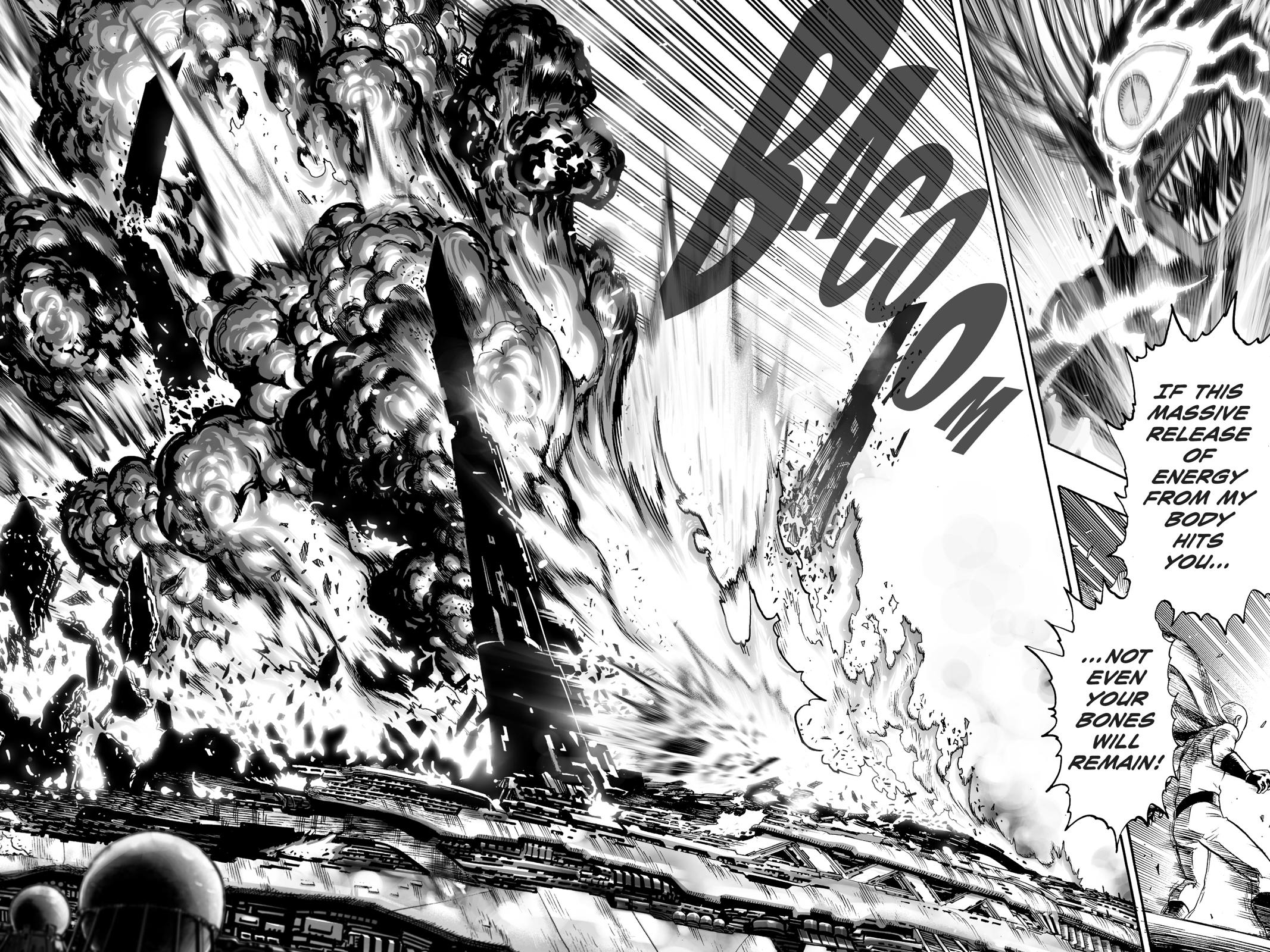 One-Punch Man, Chapter 35 image 035