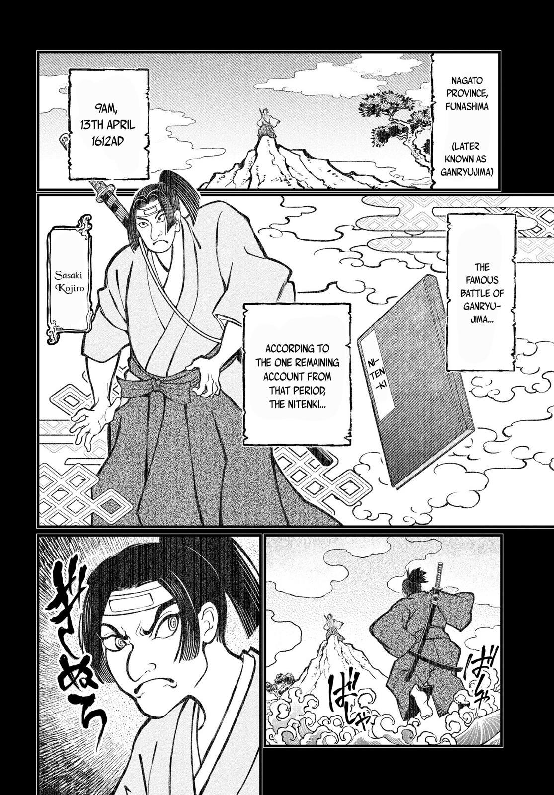 Shuumatsu no Valkyrie, Chapter 18 image 032
