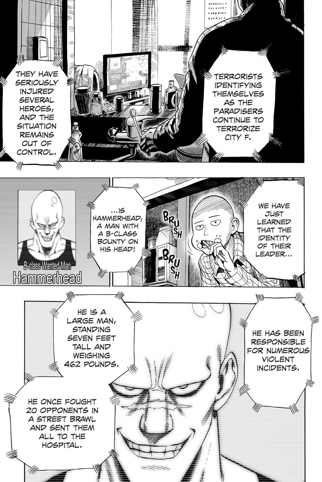 One-Punch Man, Chapter 12 image 011