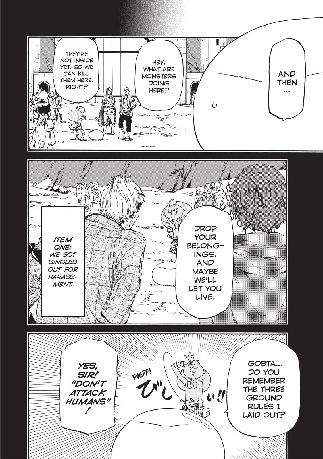 Tensei shitara Slime Datta Ken, Chapter 5 image 004