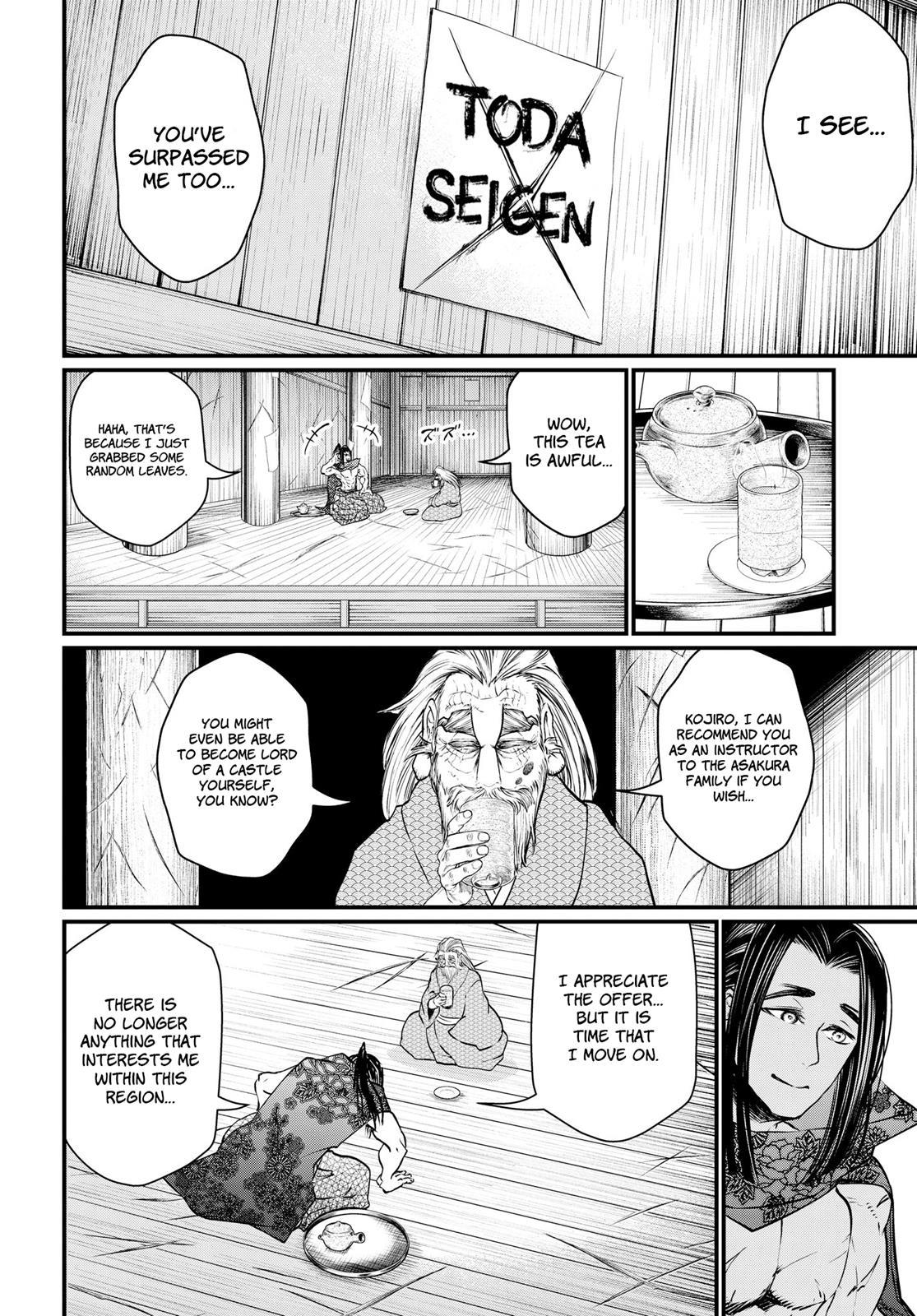 Shuumatsu no Valkyrie, Chapter 16 image 033