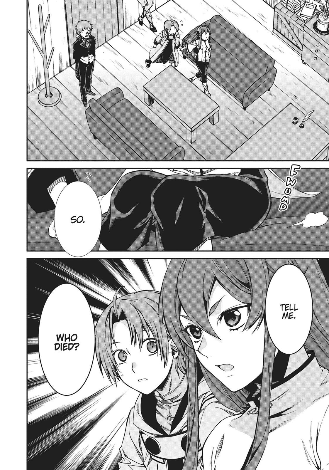 Mushoku Tensei, Chapter 50 image 006