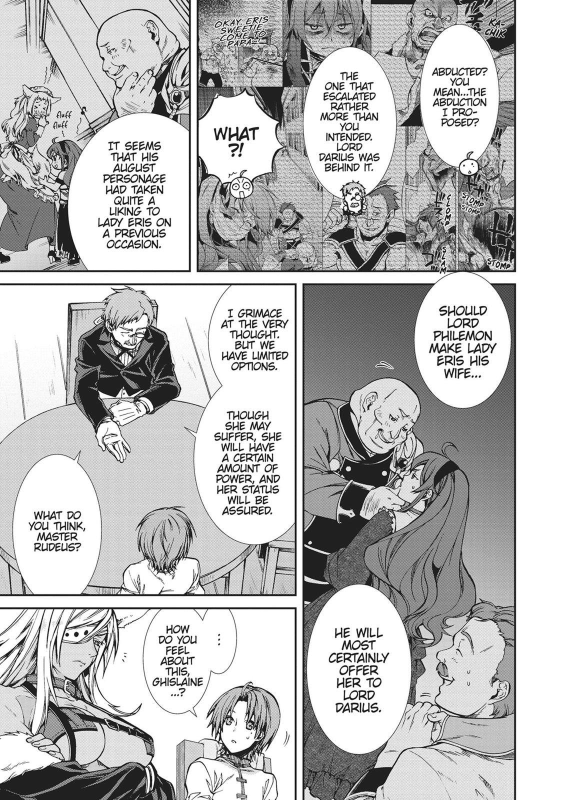 Mushoku Tensei, Chapter 50 image 021