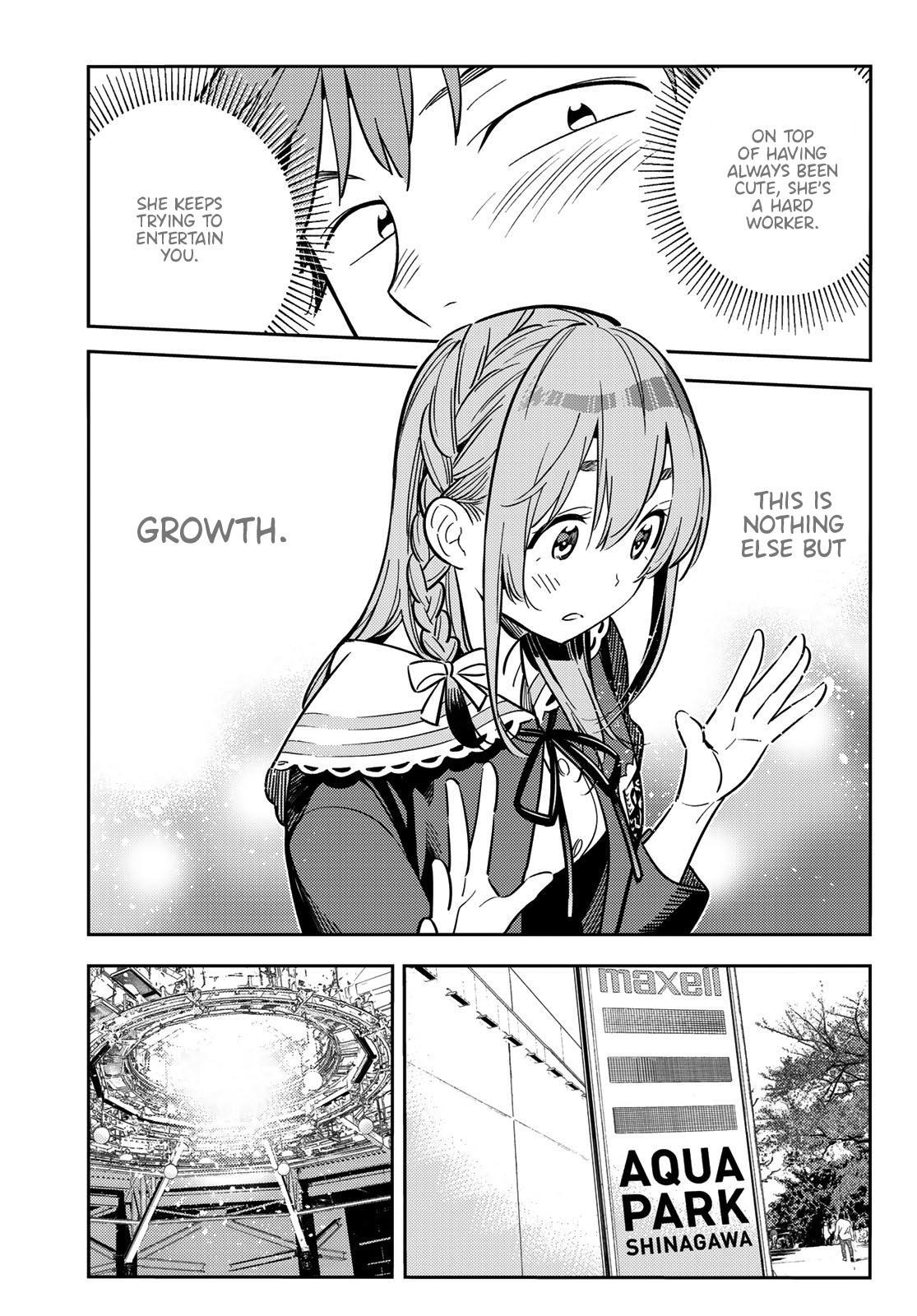Kanojo Okarishimasu, Chapter 94 image 018