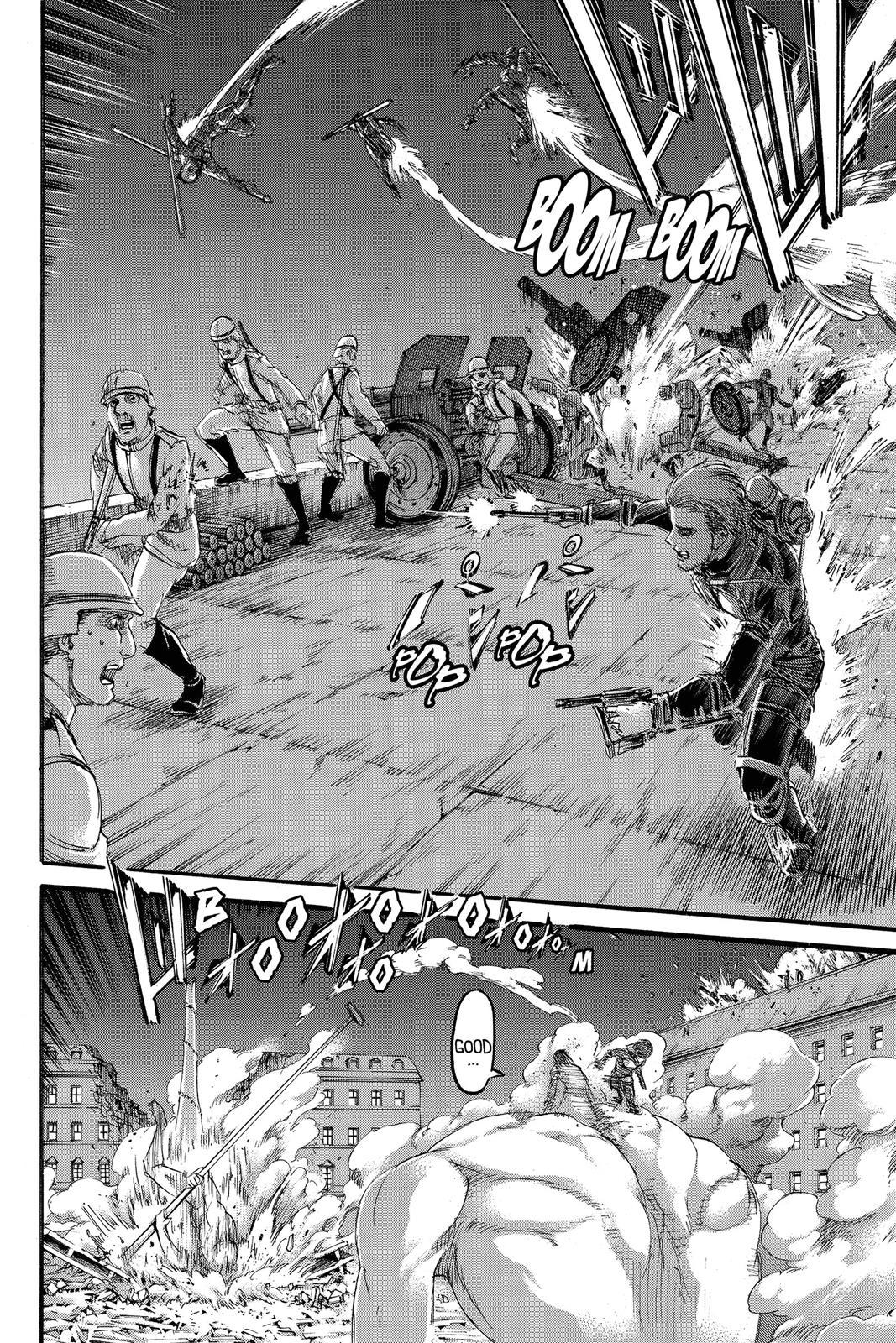 Attack On Titan, Episode 101 image 039