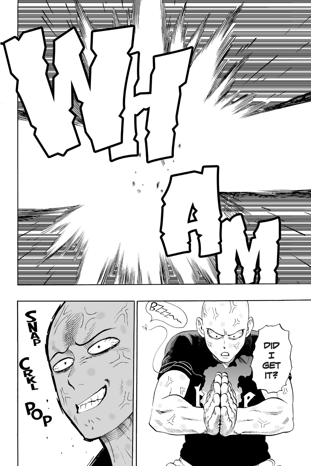 One-Punch Man, Chapter 5 image 020