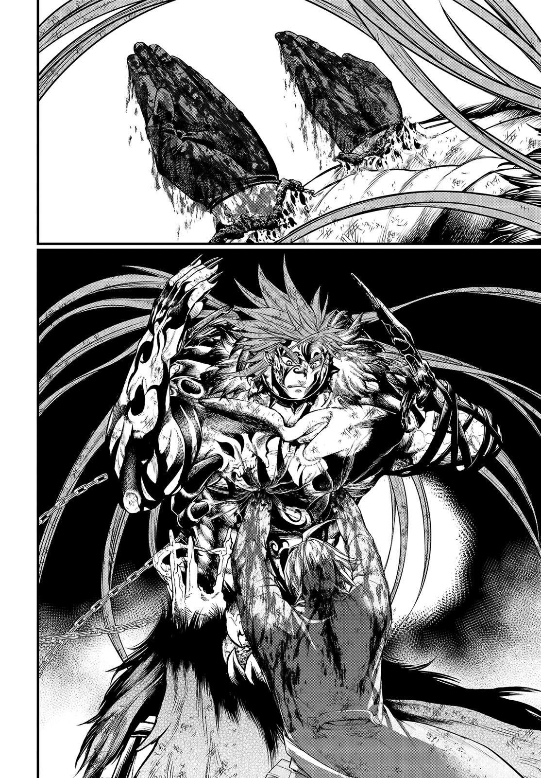 Shuumatsu no Valkyrie, Chapter 29 image 039