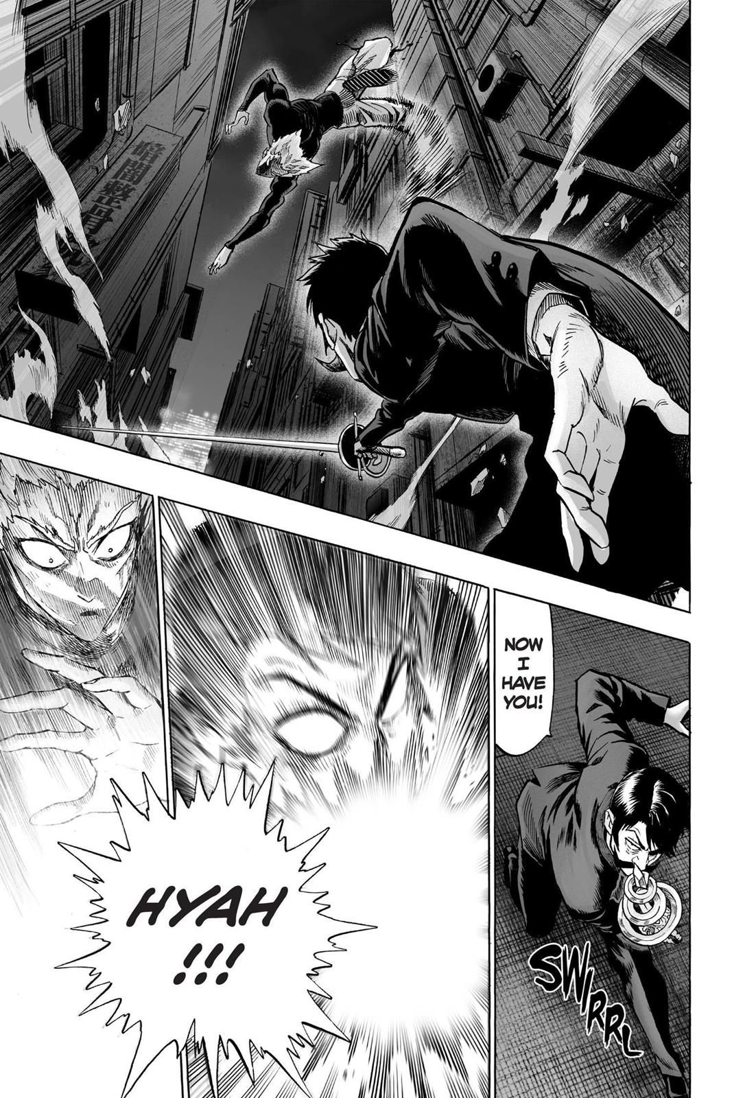 One-Punch Man, Chapter 50 image 020