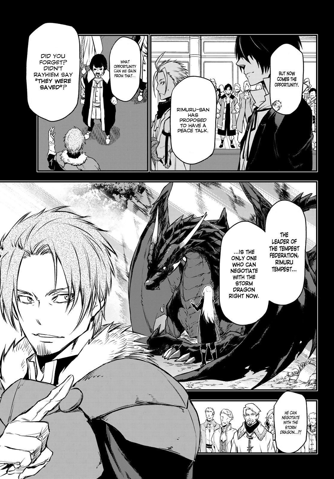 Tensei shitara Slime Datta Ken, Chapter 88 image 15