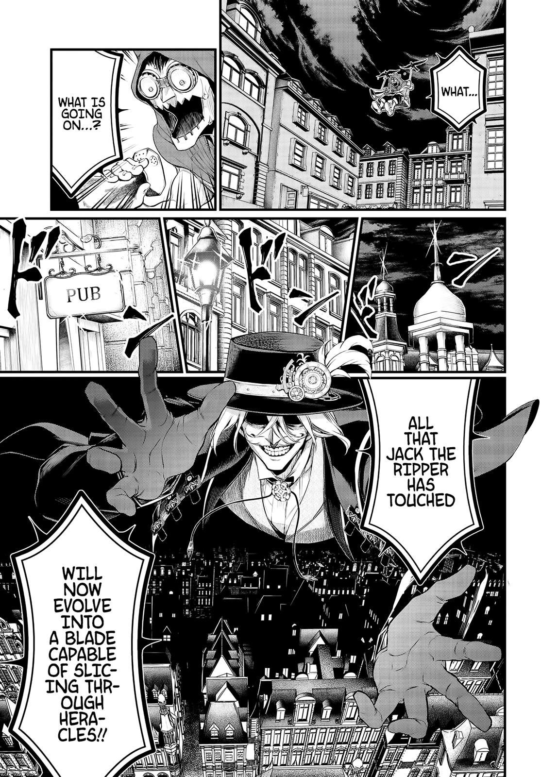 Shuumatsu no Valkyrie, Chapter 27 image 006