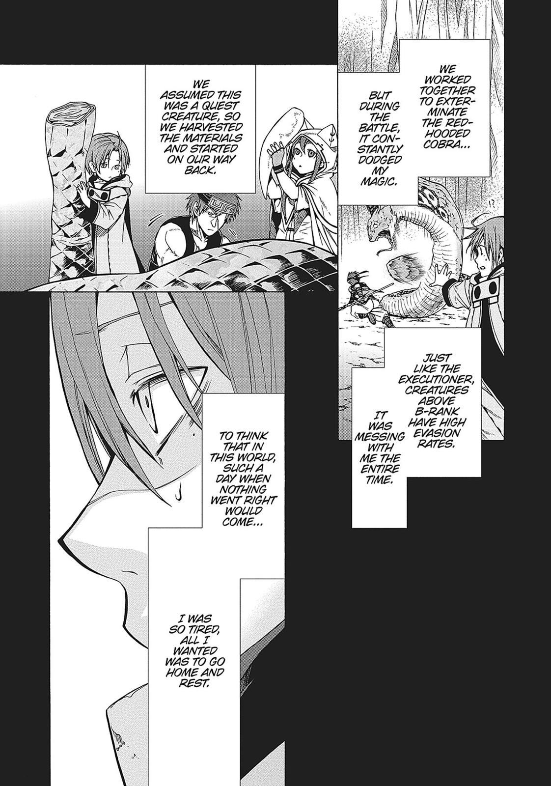 Mushoku Tensei, Chapter 26 image 014