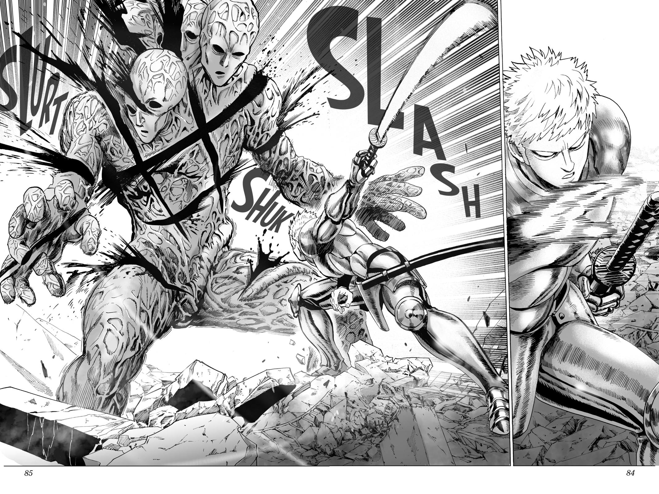 One-Punch Man, Chapter 32 image 022