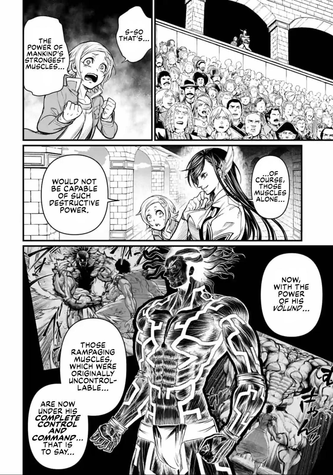 Shuumatsu no Valkyrie, Chapter 35 image 036