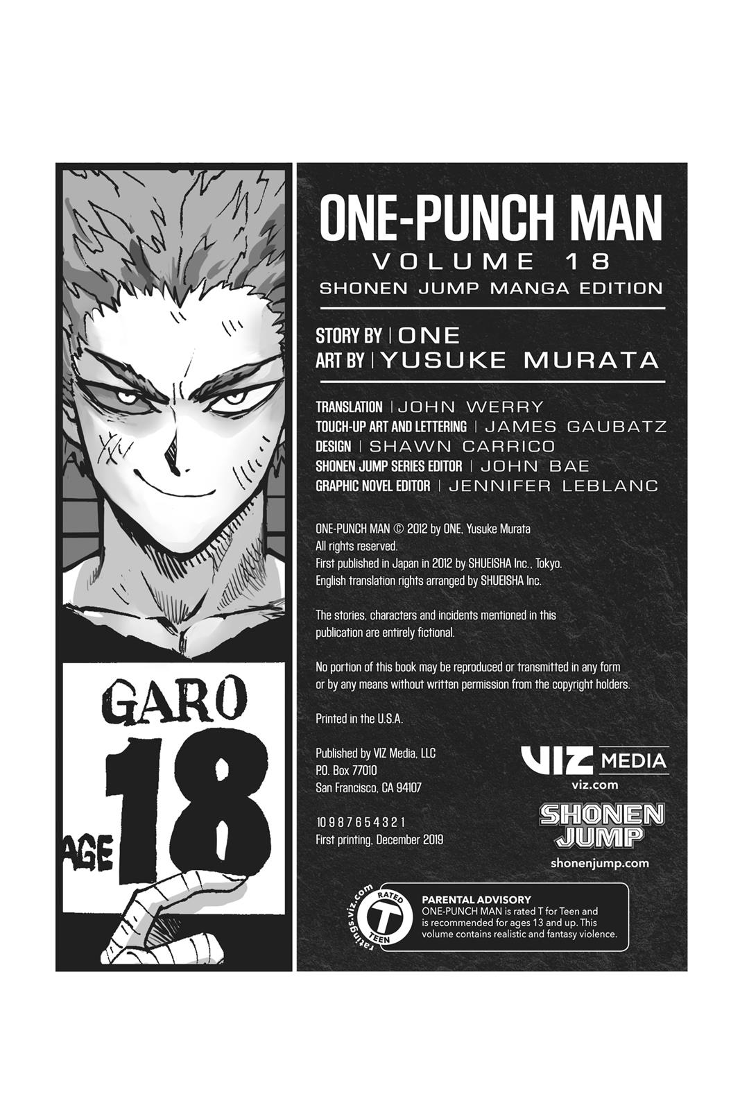 One-Punch Man, Chapter 90 image 080
