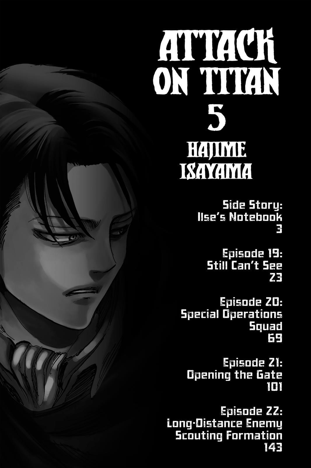 Attack On Titan, Episode 18.5 image 003