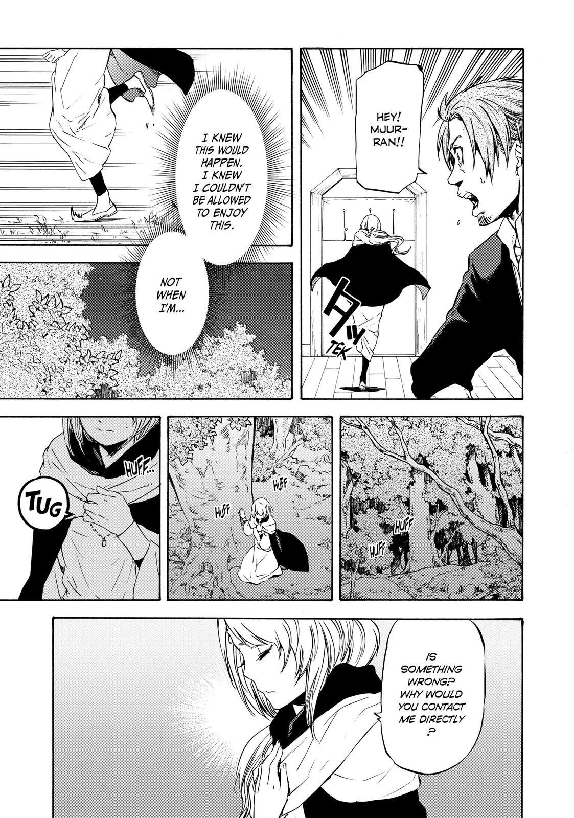 Tensei shitara Slime Datta Ken, Chapter 53 image 022
