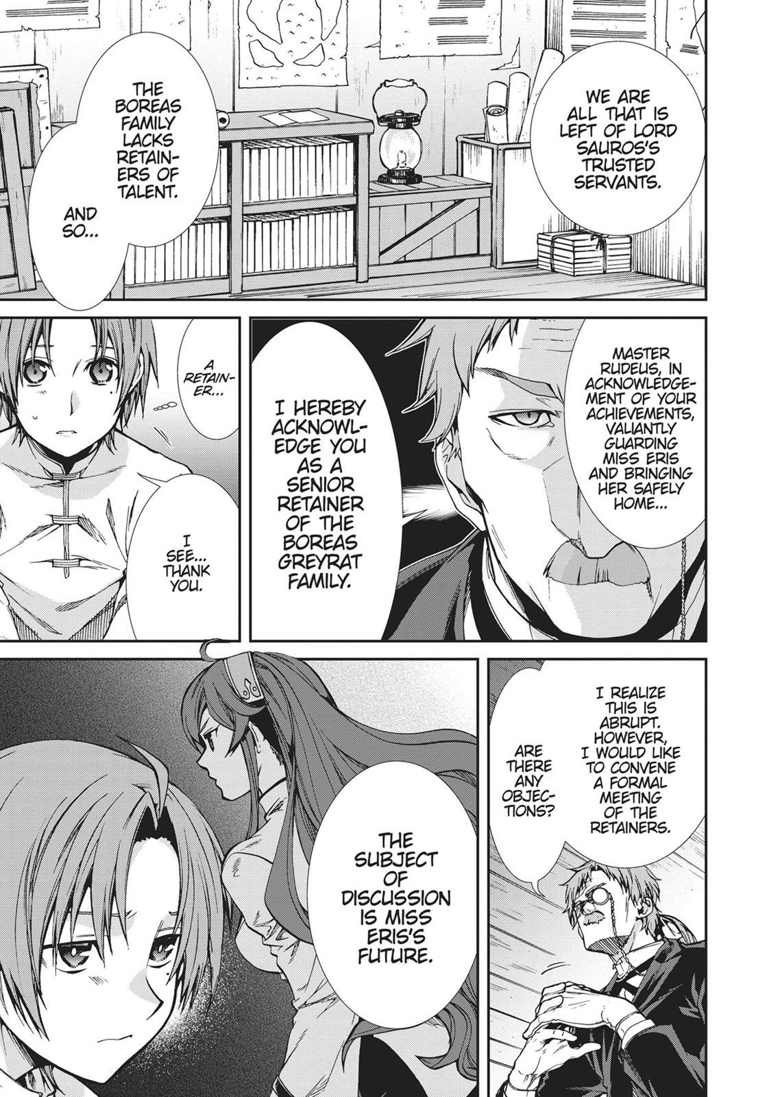 Mushoku Tensei, Chapter 50 image 017