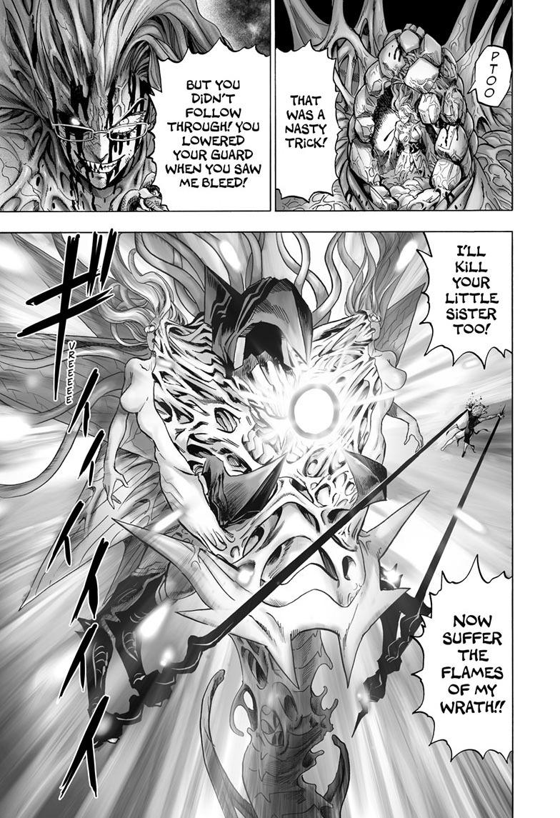 One-Punch Man, Chapter 131 image 025