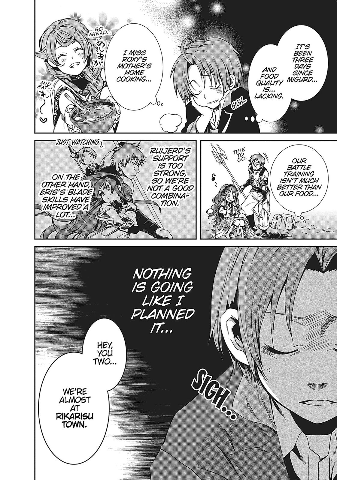 Mushoku Tensei, Chapter 20 image 006