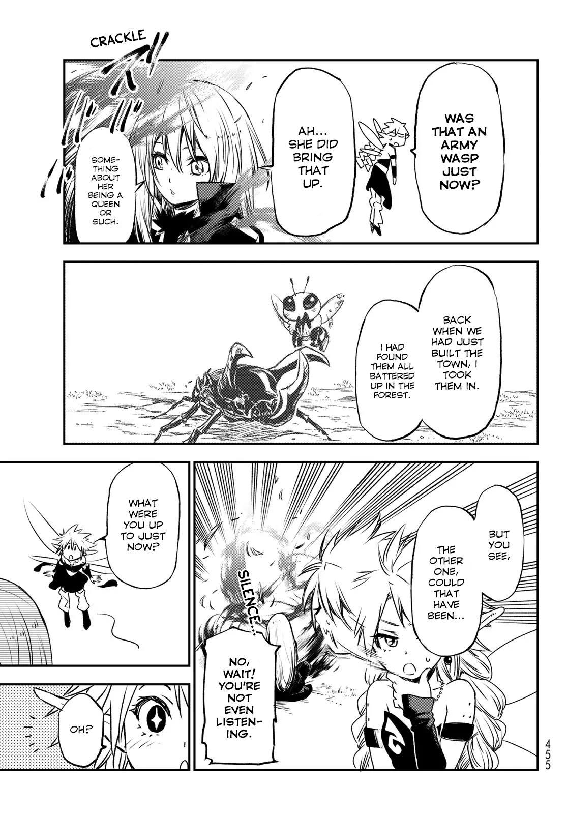 Tensei shitara Slime Datta Ken, Chapter 77 image 009