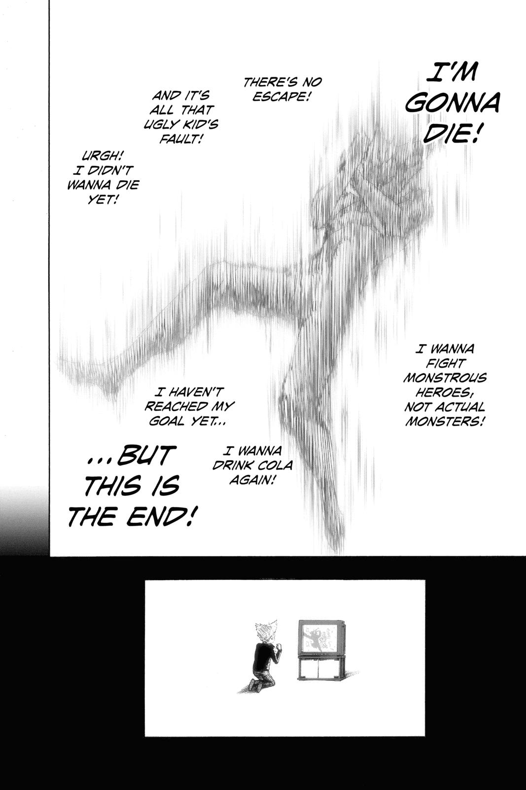 One-Punch Man, Chapter 93 image 037