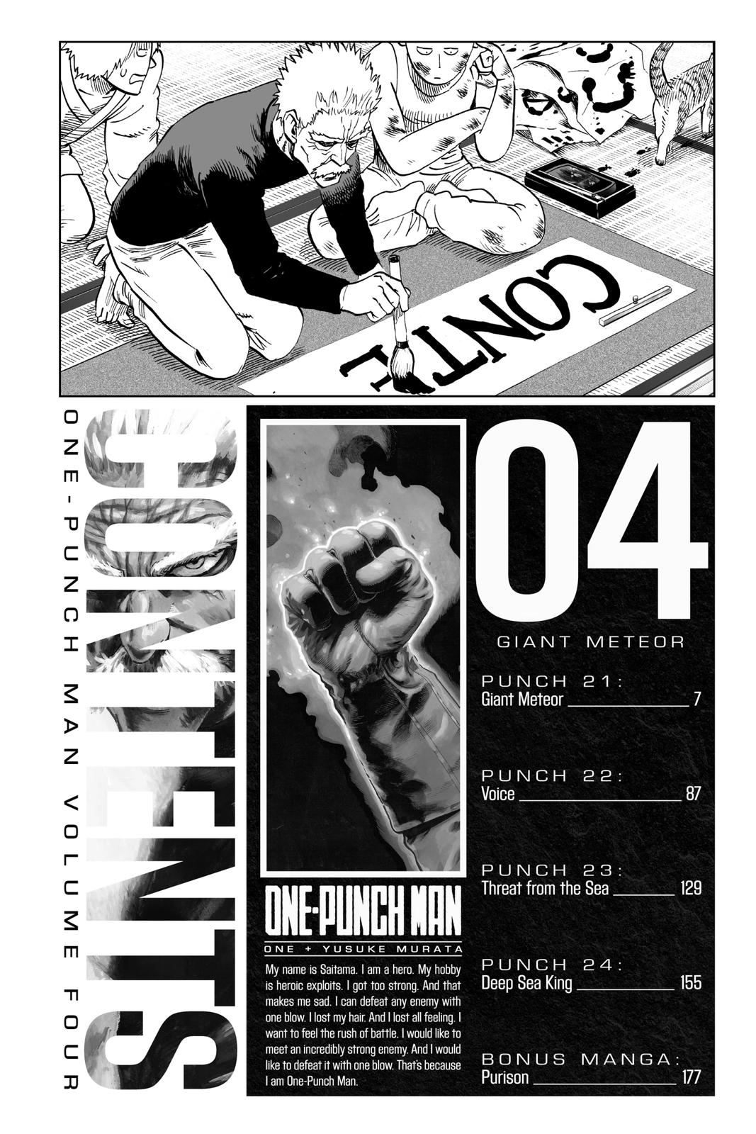 One-Punch Man, Chapter 21 image 006