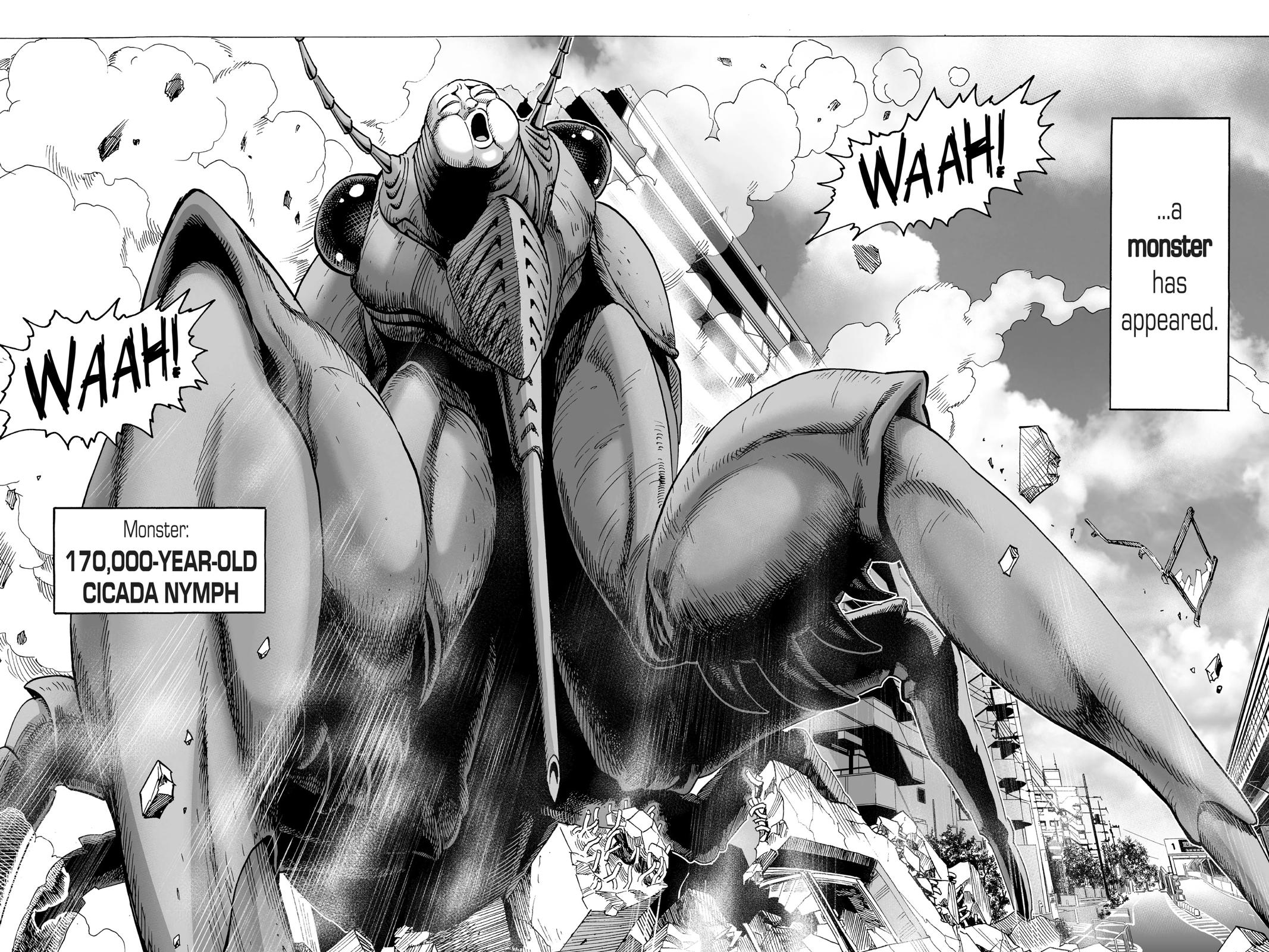 One-Punch Man, Chapter 20.5 image 004