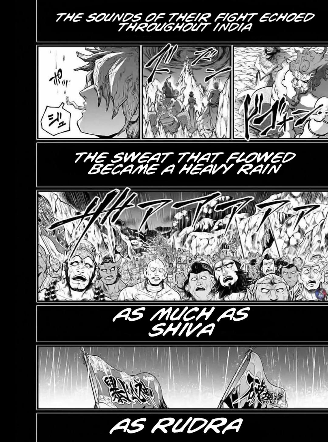 Shuumatsu no Valkyrie, Chapter 37 image 026