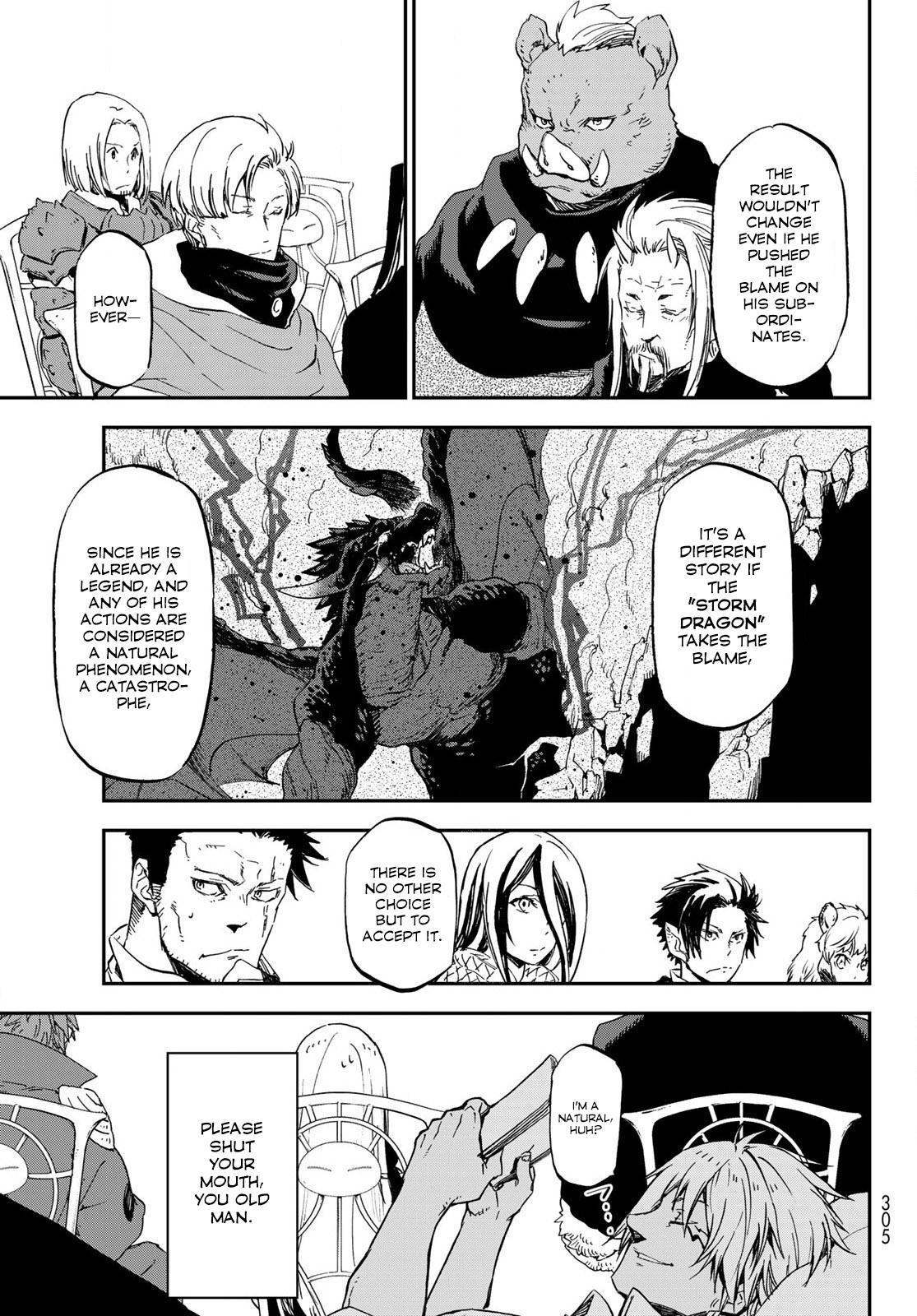 Tensei shitara Slime Datta Ken, Chapter 74 image 037