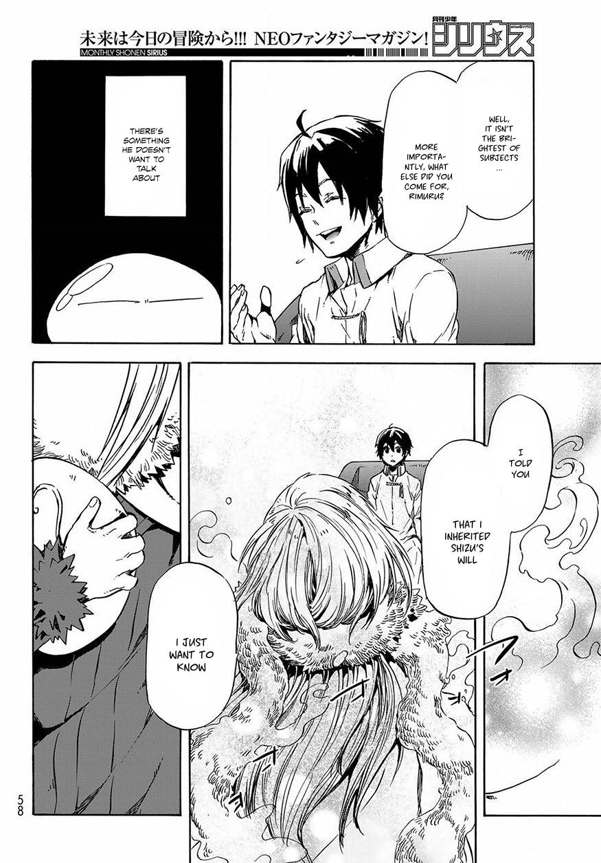 Tensei shitara Slime Datta Ken, Chapter 46 image 043