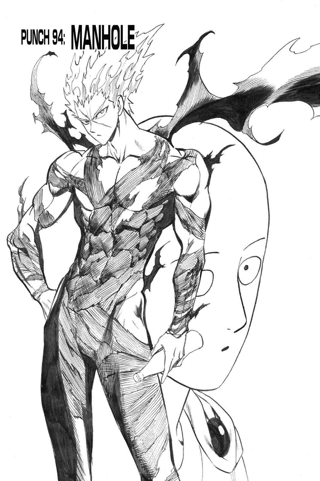 One-Punch Man, Chapter 94 image 001