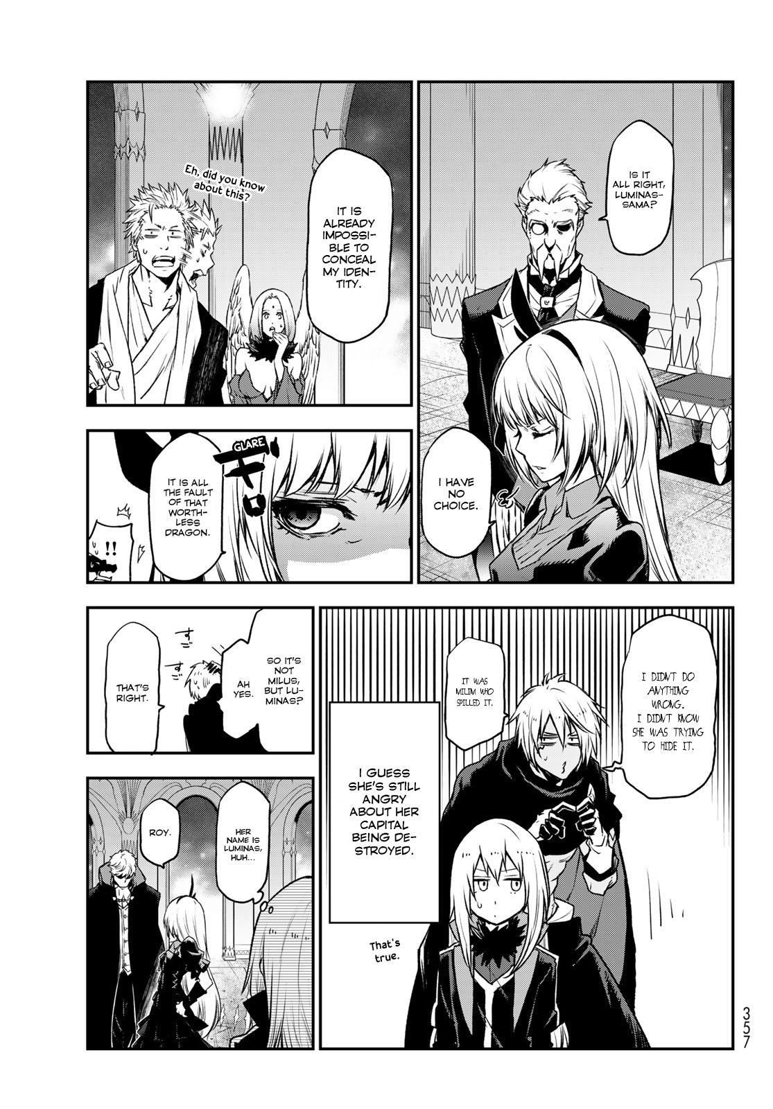 Tensei shitara Slime Datta Ken, Chapter 85 image 029