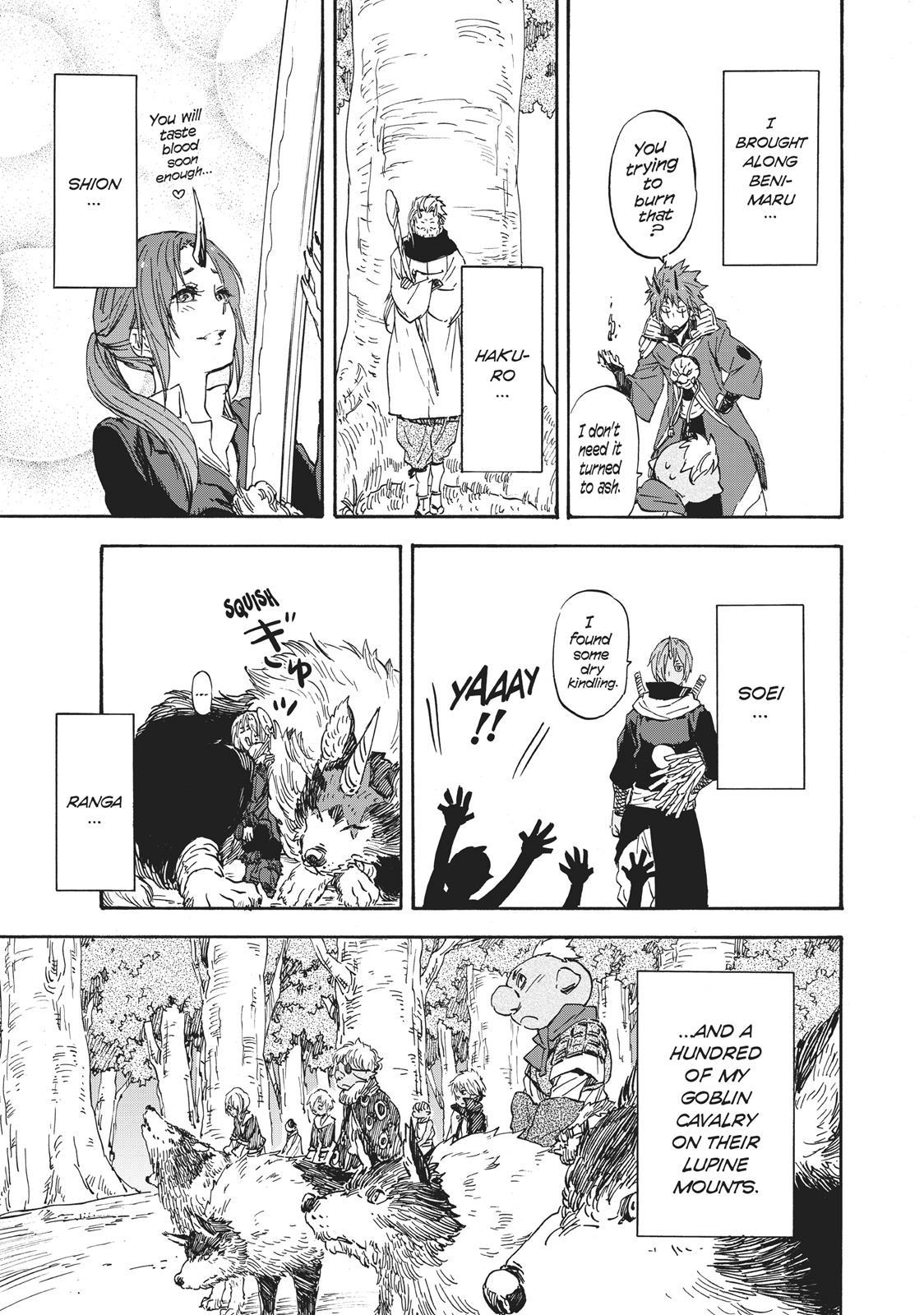 Tensei shitara Slime Datta Ken, Chapter 20 image 014