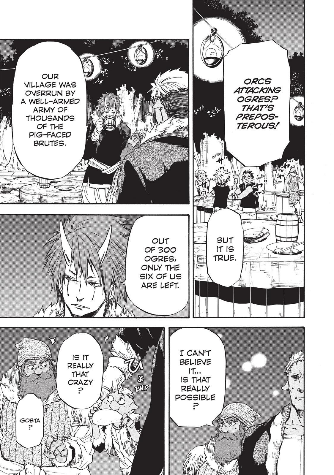 Tensei shitara Slime Datta Ken, Chapter 14 image 016
