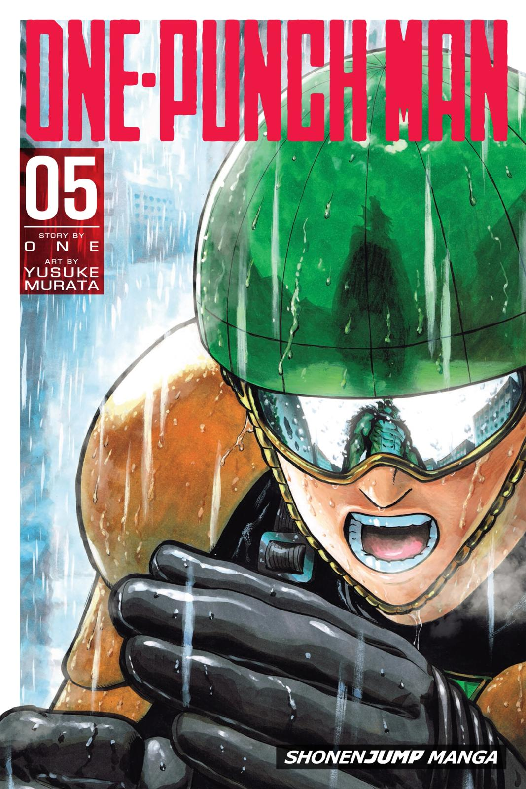 One-Punch Man, Chapter 25 image 001