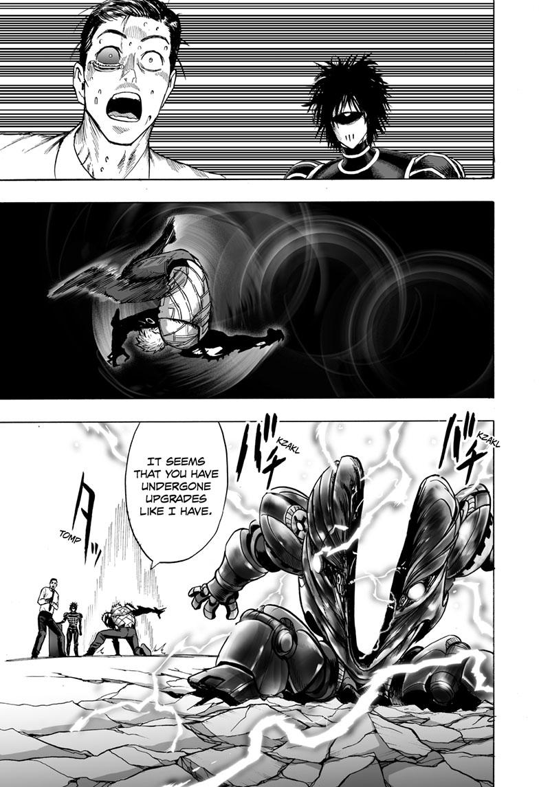 One-Punch Man, Chapter 117 image 026