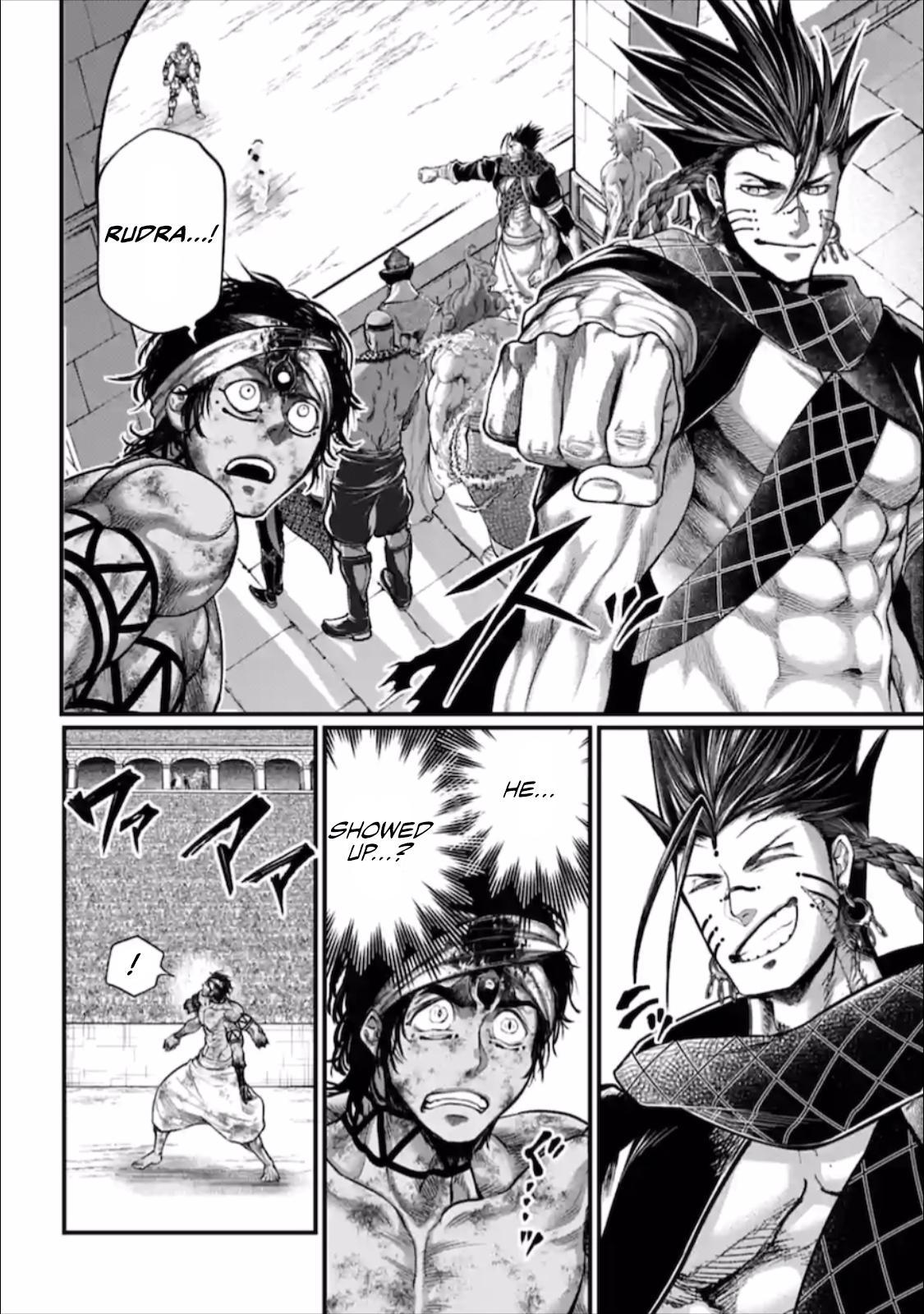 Shuumatsu no Valkyrie, Chapter 40 image 021