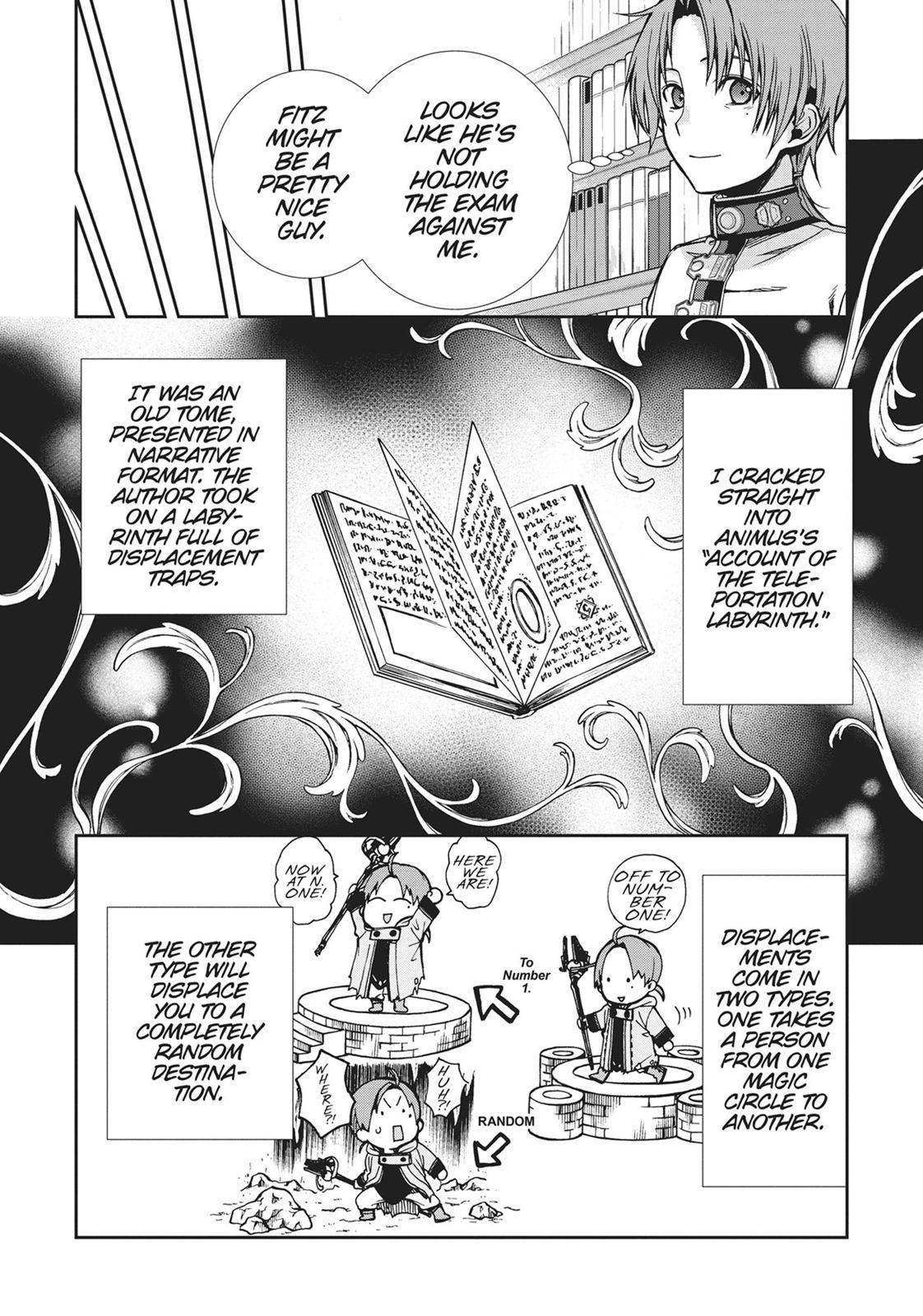 Mushoku Tensei, Chapter 55 image 028