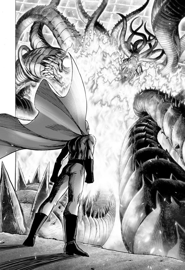 One-Punch Man, Chapter 106 image 002