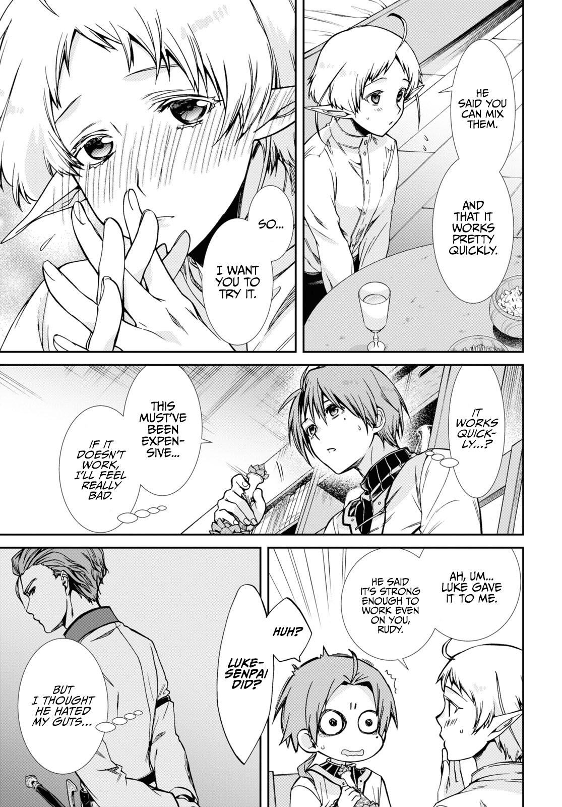 Mushoku Tensei, Chapter 76 image 12