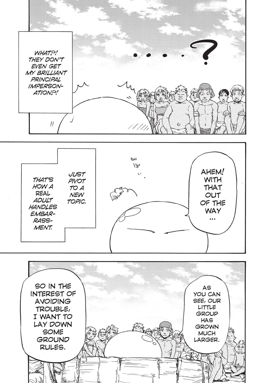 Tensei shitara Slime Datta Ken, Chapter 4 image 007