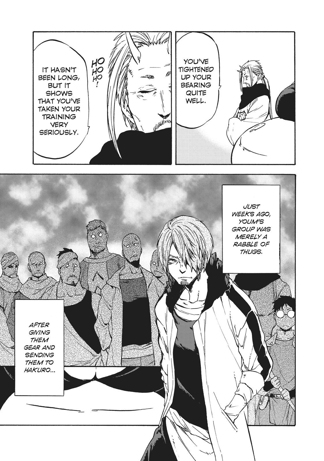Tensei shitara Slime Datta Ken, Chapter 36 image 015